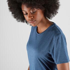 Salomon Comet Classic Camiseta Mujer, night sky heather